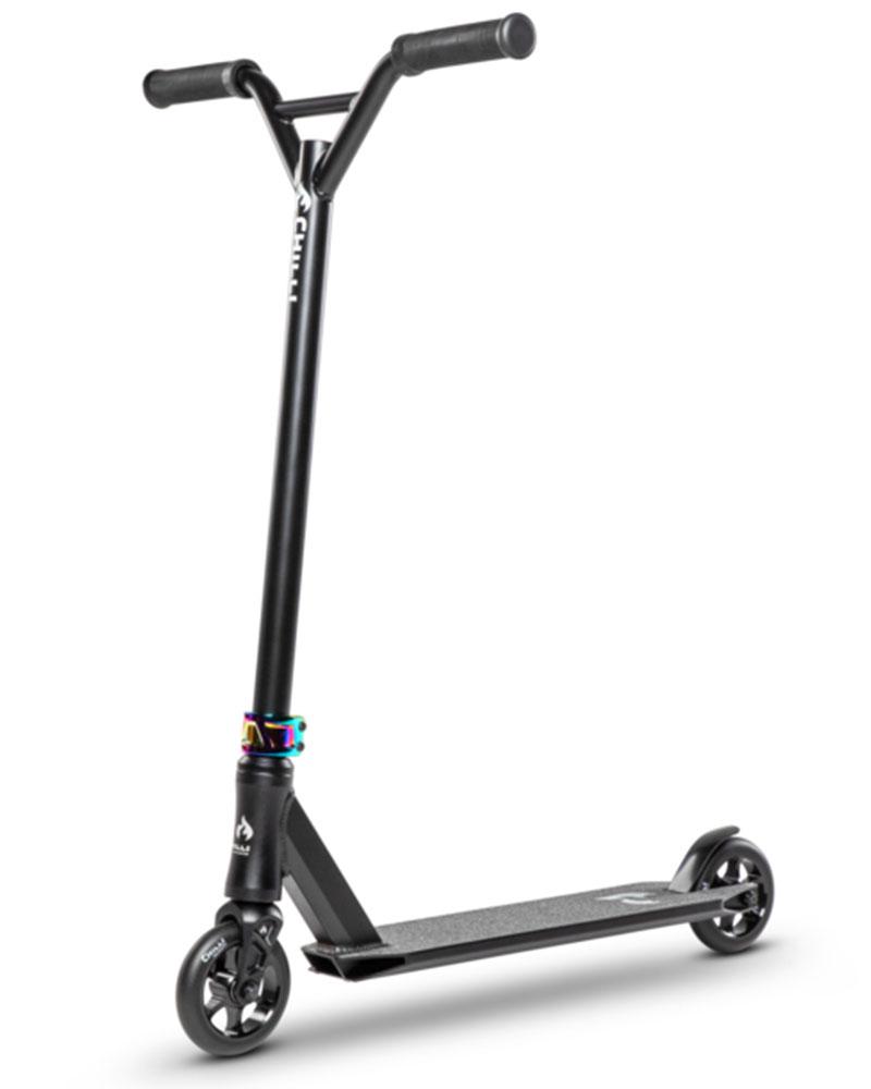 Pro 5000 Black Neochrome - Stunt Step Complete