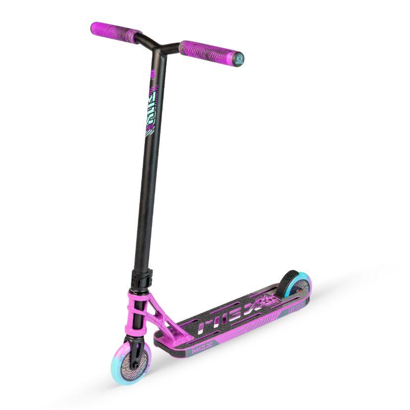 MGX S1 Shredder Teal/Pink - Stunt Step Complete