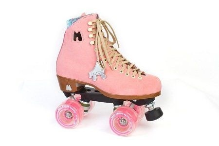 Lolly Strawberry Rollerskates