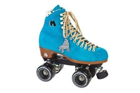 Lolly Empty Pool Blue Skate Rollerskates
