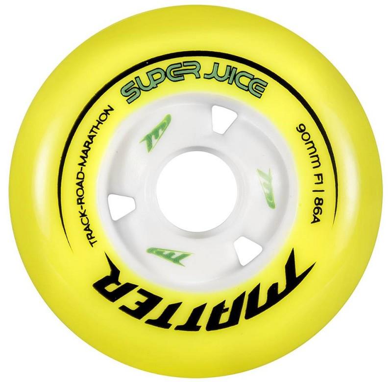 90mm F1 86A Super Juice Wheels - Skate Wielen