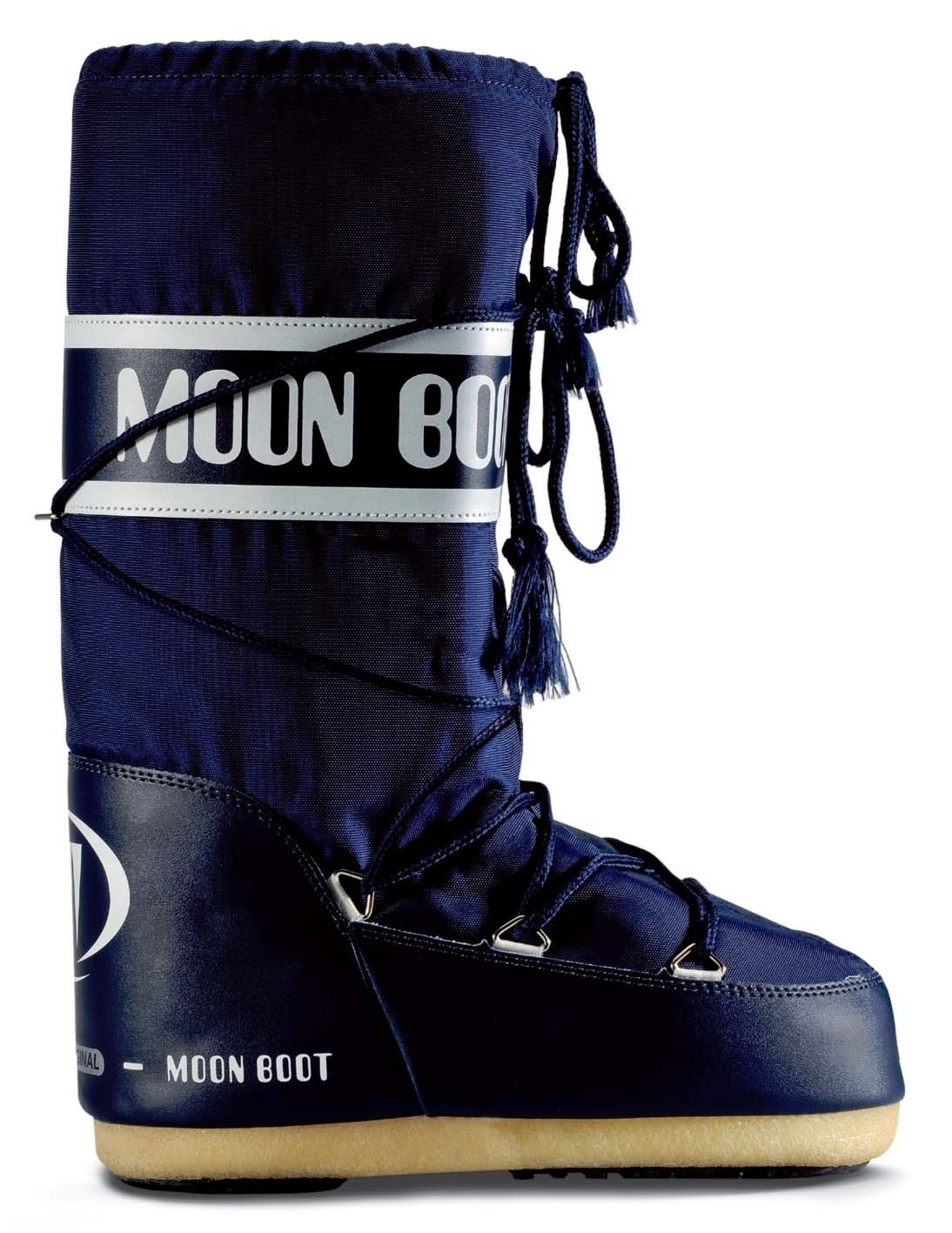 Nylon Blue Junior maat 27-34 Moonboots