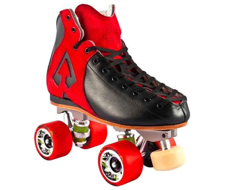 AR1 Storm Red – Derby Rollerskates kopen? Rollerskates met voordeel vind je hier
