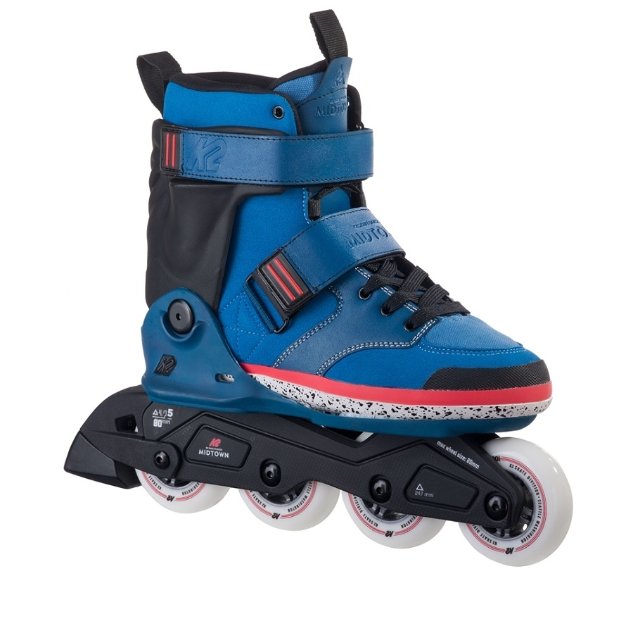 46906fedb51 K2 midtown blue 2016 free skates de k2 midtown is een deel van de nieuwe  lijn