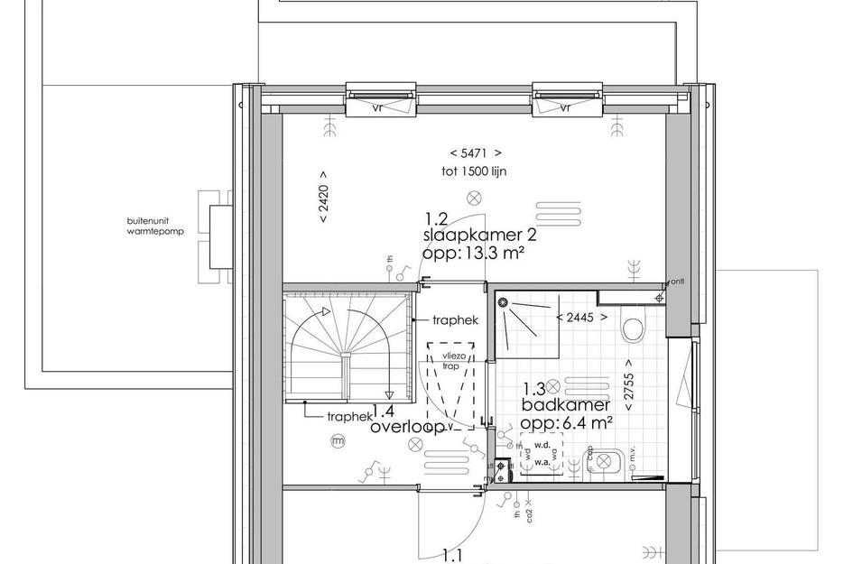 Langerak Zuid 2e fase, bouwnummer 33