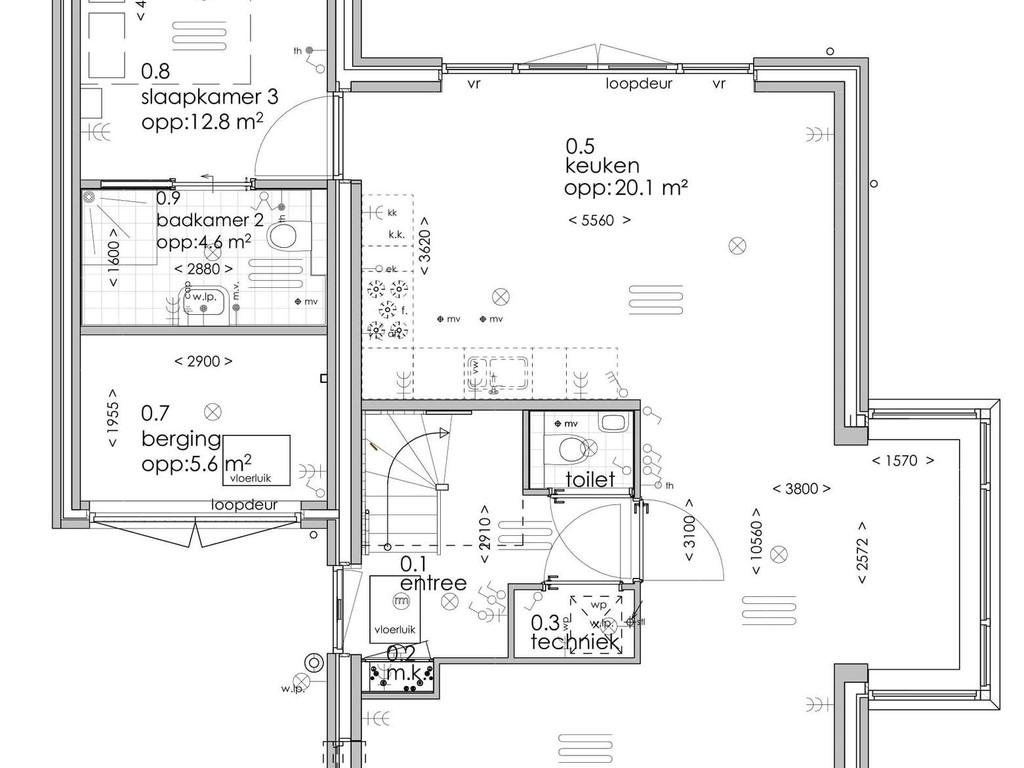 Langerak Zuid 2e fase, bouwnummer 33 , LANGERAK