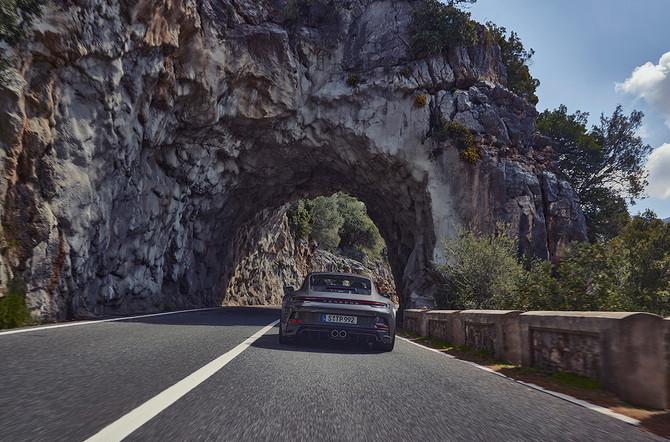 Understatement op wielen: de nieuwe Porsche 911 GT3 Touring