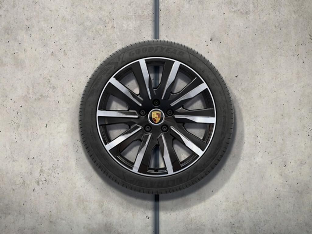 Porsche Taycan - Winterwielen