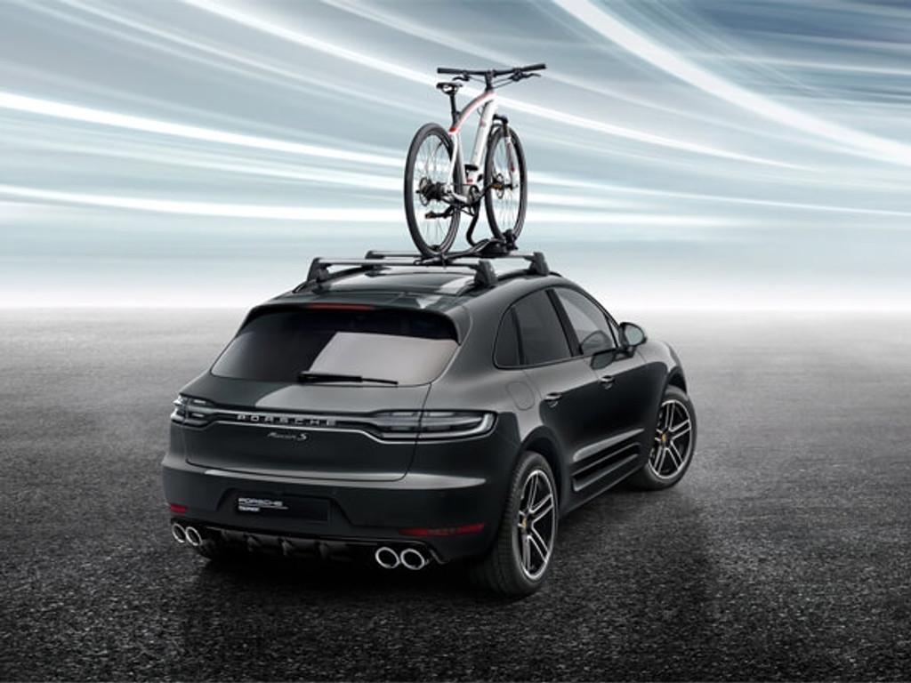Porsche Macan - Fietsendrager