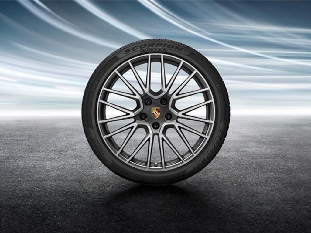 Porsche Cayenne Coupe Winterwielenset