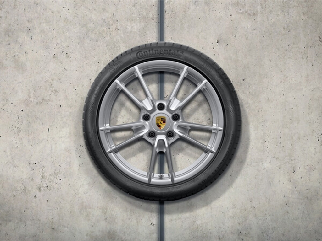 Porsche 911 winterwielenset