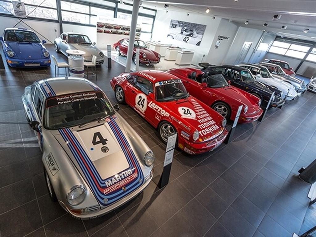 Porsche Classic Partner - Verkoop