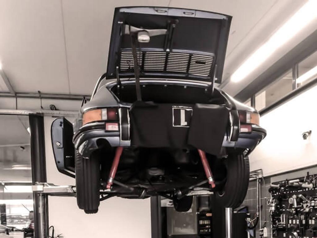 Porsche Classic Partner - Service