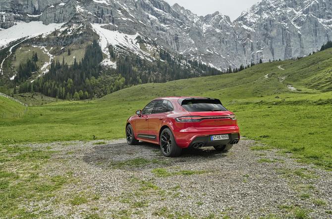 Nieuwe Porsche Macan
