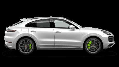 Porsche Cayenne Turbo S E-Hybrid en de Porsche Cayenne Turbo S E-Hybrid Coupé