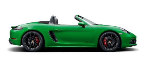 Porsche 718 GTS 4.0 liter