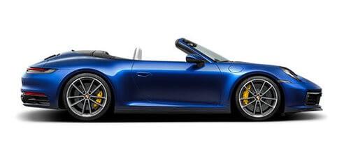 Porsche 911 brochures