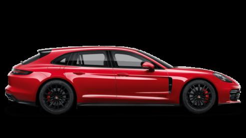 Porsche Panamera GTS en Panamera GTS Sport Turismo G2.1