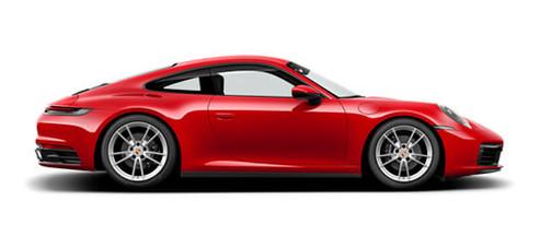 Porsche 911 Carrera en 911 Carrera 4