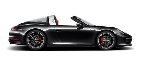 Porsche 911 Targa 4 en 911 Targa 4S