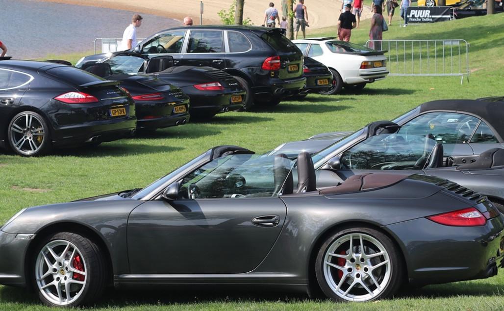 PUUR Porsche Treffen