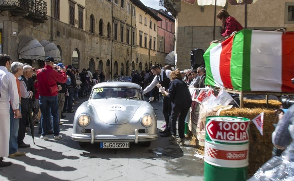 In het spoor van de Mille Miglia
