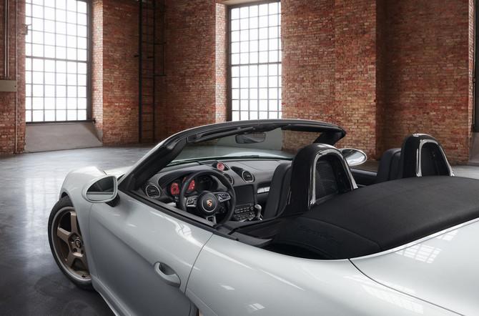 Porsche Boxster 25 Years Edition
