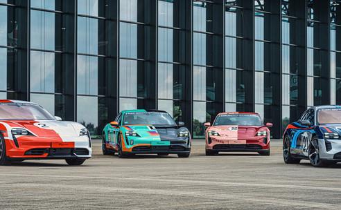De gespleten persoonlijkheid van de Porsche Taycan