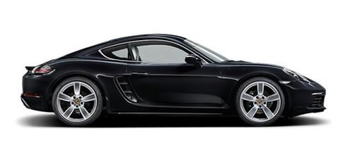 Porsche 718 brochures