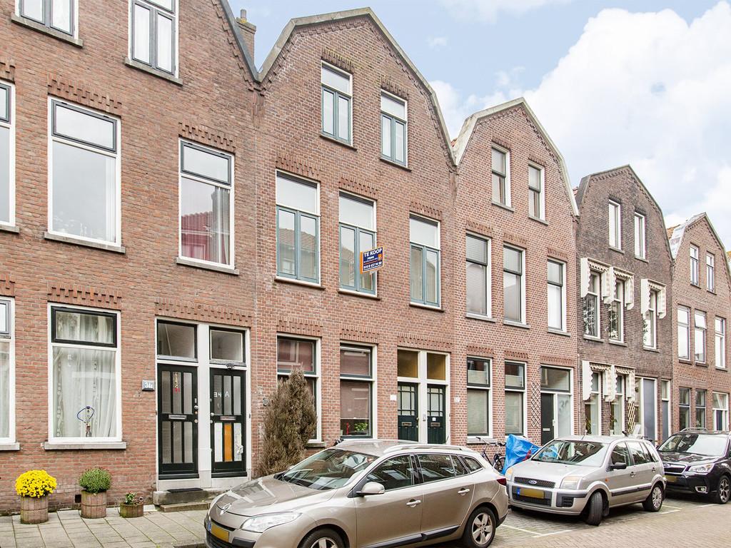 Oranjestraat 32A, Rotterdam