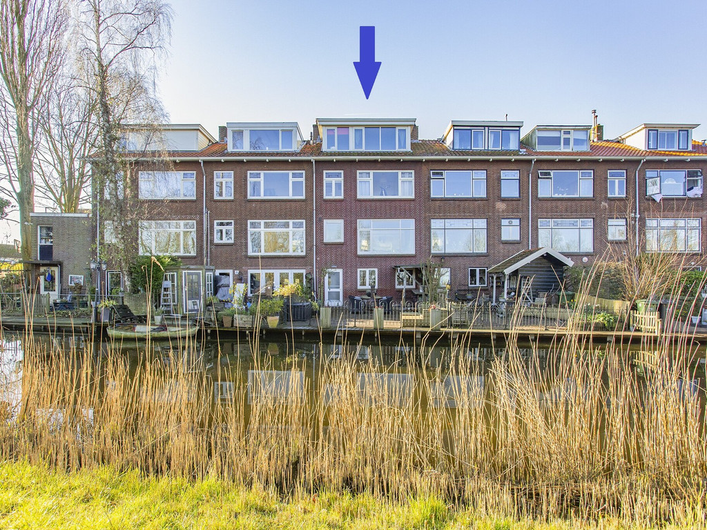 Zestienhovensekade 515, Rotterdam