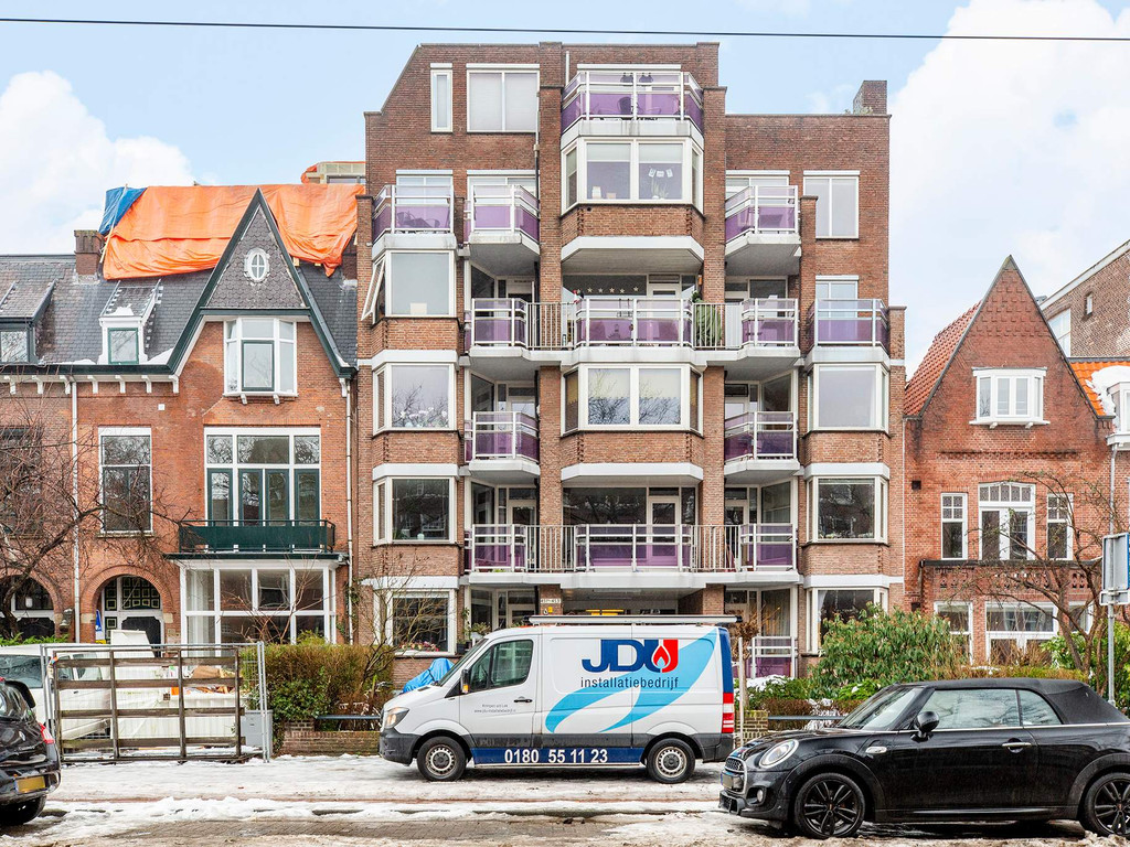 Mathenesserlaan 451B, Rotterdam