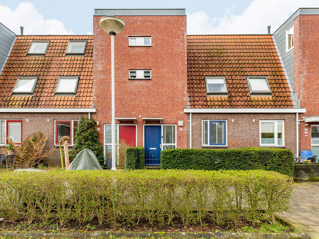 Oranjestraat 15, Rotterdam