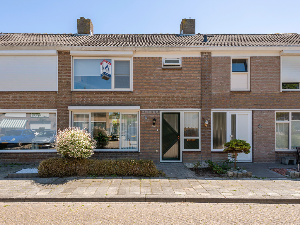 Jan Willem Frisostraat 3, Goes