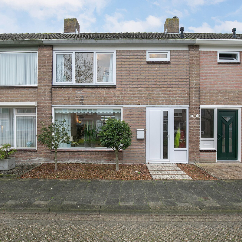 Jan Willem Frisostraat 11, Goes