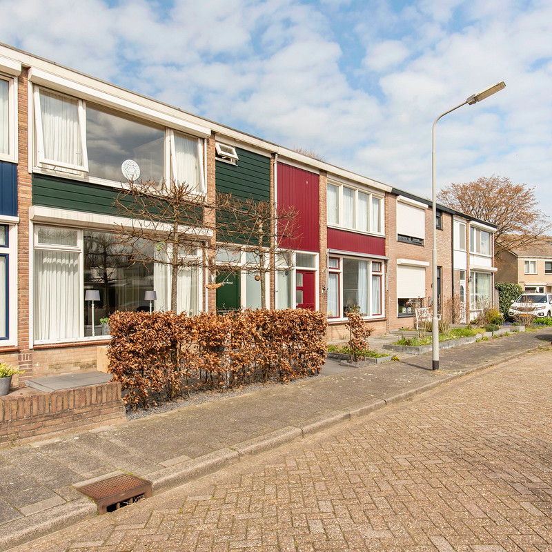 Frederik Hendrikstraat 6, Goes