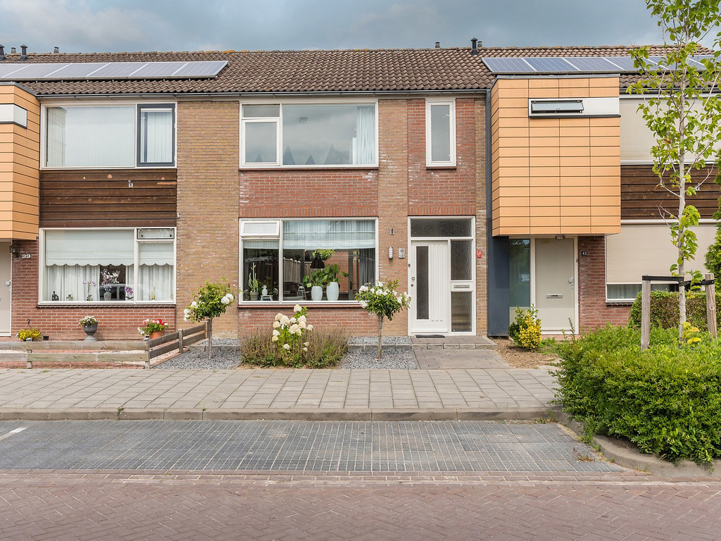 Spaarlingsstraat 41, Kapelle