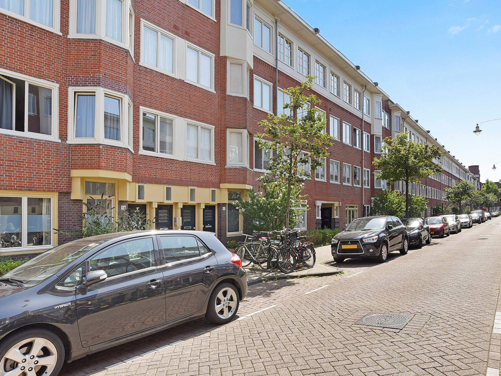 james cookstraat 46 3, Amsterdam