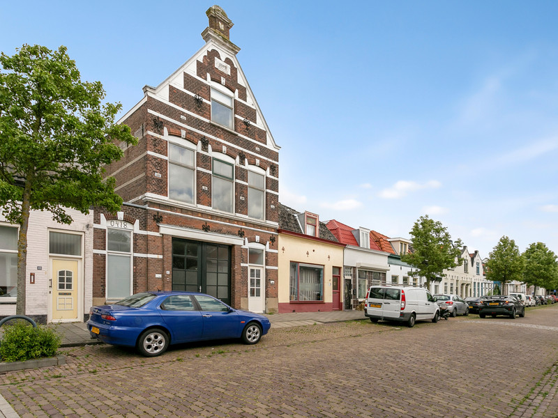 Glacisstraat 47, Vlissingen