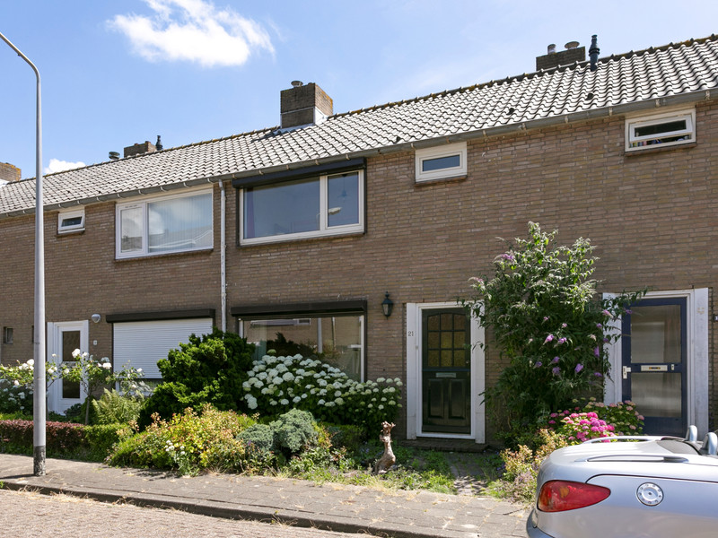 Johan Melchior Kemperstraat 21, Vlissingen