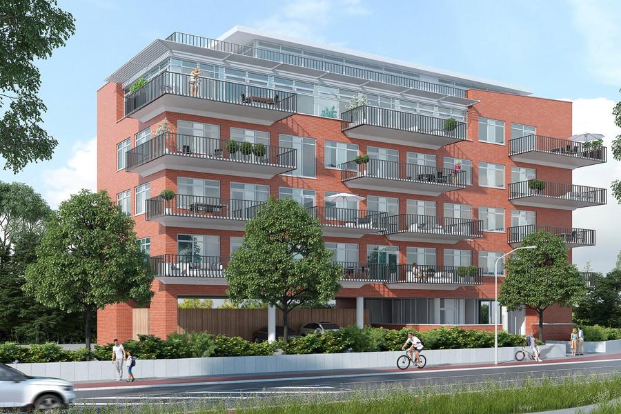 Hoek appartement