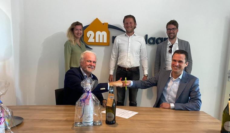 Van Ekeren Kuiper breidt uit met de overname van 2M makelaars Papendrecht en Dordrecht