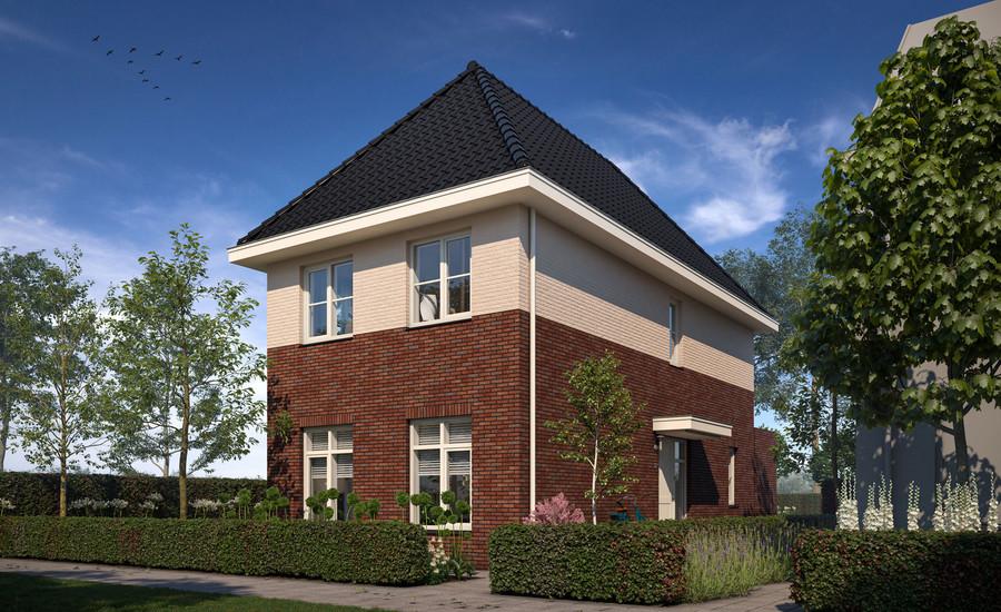 Kleine Haarsekade - 2 vrijstaande woningen in Gorinchem