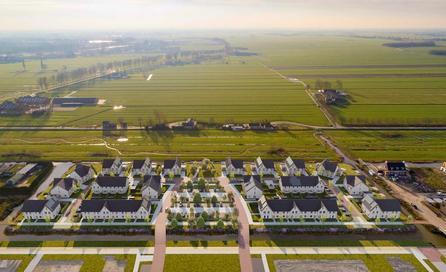 Broekgraaf - Eiland van Leede - 56 woningen