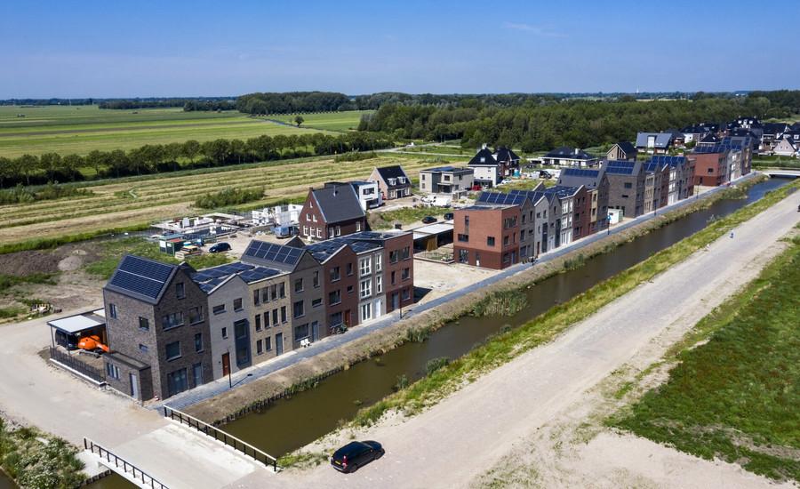 Heren van Broekgraaf - 31 woningen in Leerdam
