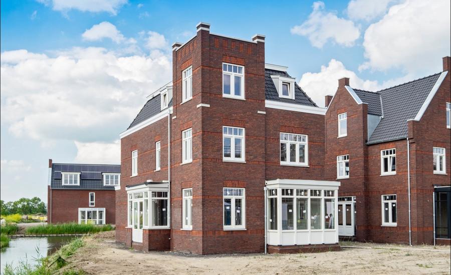 De Maarschalk fase 2 - 5 woningen in Gorinchem