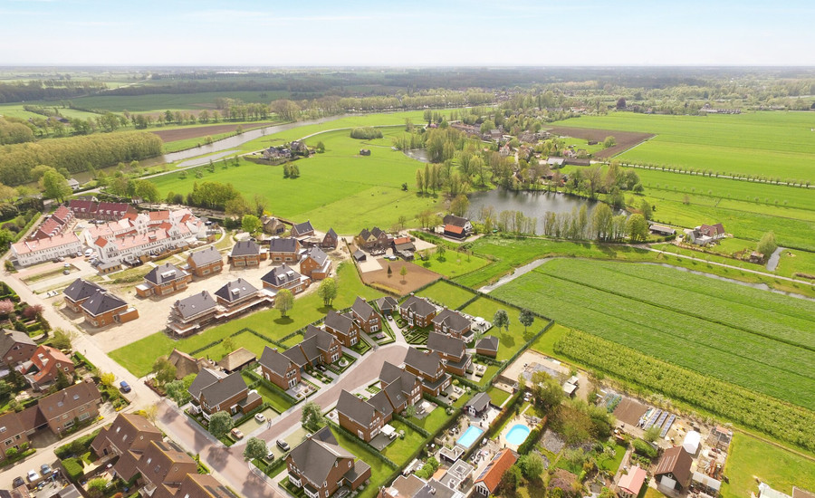 Project De Buitens - Hof van Wiel