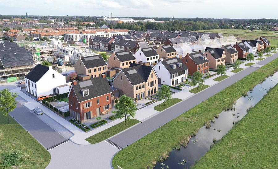 Broekgraaf De Heerlijkheden - 29 woningen in Leerdam