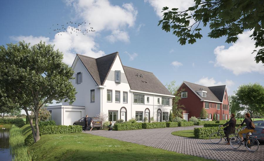 Broekgraaf Kwartshove 1B - 29 woningen in Leerdam