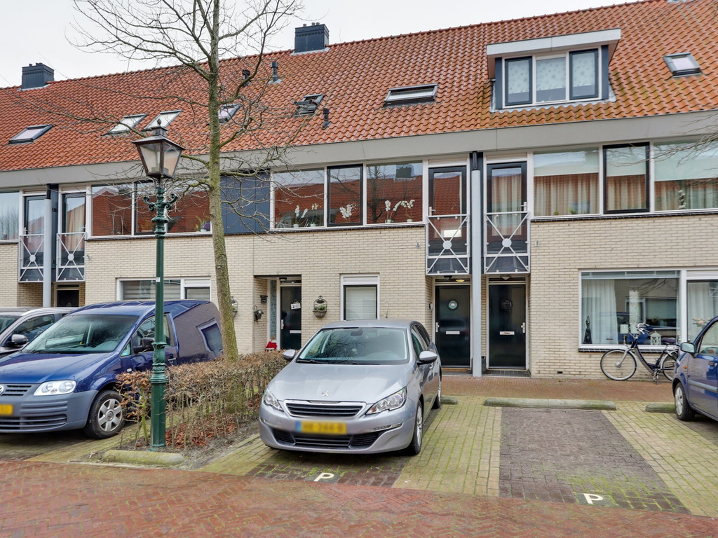 Warmoezenierstraat 13, Brielle